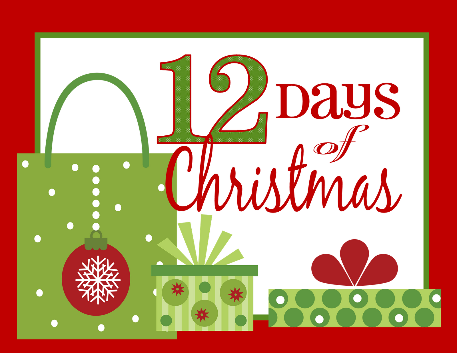 12 Days Of Christmas.12 Days Of Christmas At The Classic American Classic